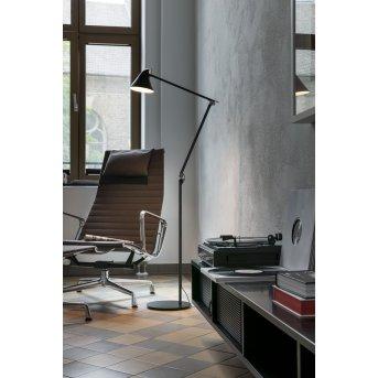 Louis Poulsen NJP Floor Lamp LED black, 1-light source