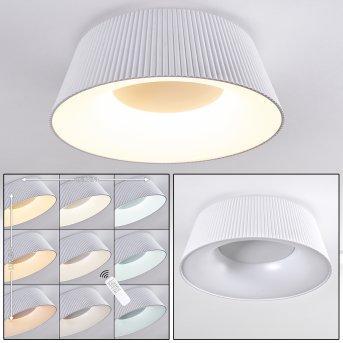 FREMONT Ceiling Light LED white, 1-light source, Remote control