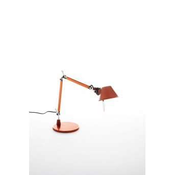 Artemide TOLOMEO MICRO Table Lamp orange, 1-light source