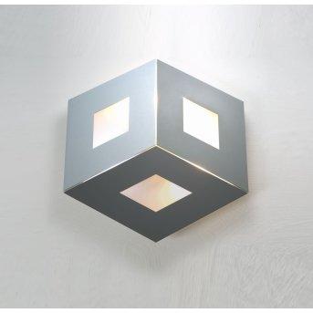 Bopp-Leuchten BOX BASIC Ceiling Light LED colourful, aluminium, 3-light sources