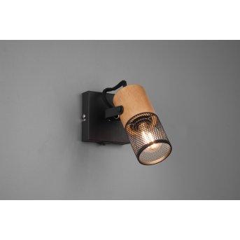 Trio TOSH Spotlight LED black, 1-light source
