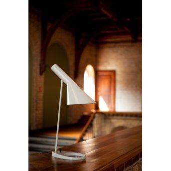 Louis Poulsen AJ Table Lamp white, 1-light source