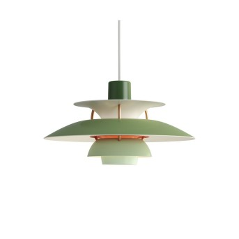 Louis Poulsen Pendant Light green , 1-light source