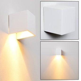 PICENO Wall Light white, 1-light source