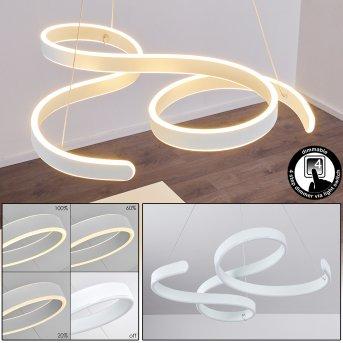 Chippewa Pendant Light LED white, 1-light source