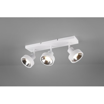 Trio LEON Spotlight LED white, 3-light sources