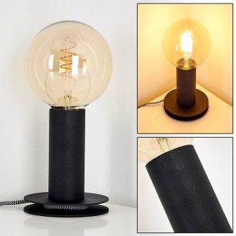 KIMSTAD Table Lamp black, 1-light source