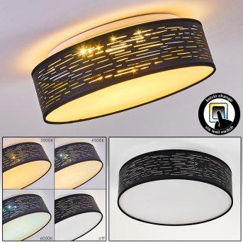 Bathinda Ceiling Light LED white, 1-light source