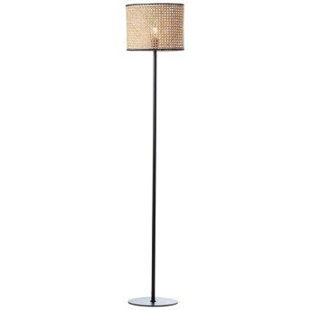 Floor Lamp Brilliant Wiley black, 1-light source