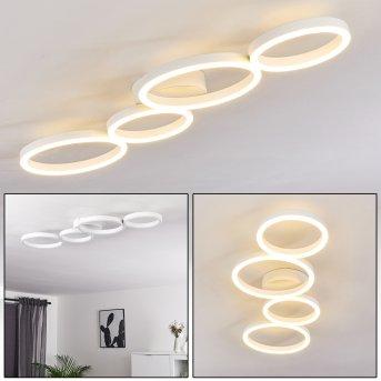 GRASSE Ceiling Light LED white, 1-light source