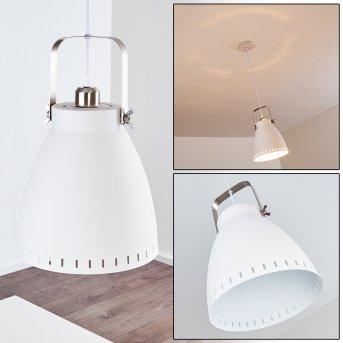VLISSINGEN Pendant Light white, 1-light source
