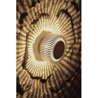 Konstsmide outdoor wall light LED aluminium, stainless steel, 1-light source