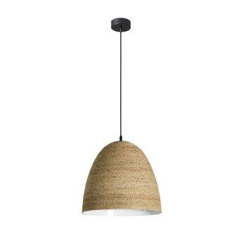 Faro Barcelona Liana Pendant Light black, 1-light source