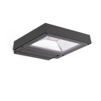 Faro Barcelona Karl Spotlight LED grey, 1-light source