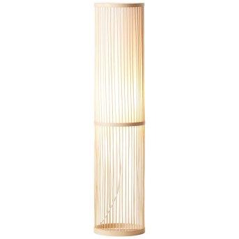 Brilliant NORI Floor Lamp white, 1-light source