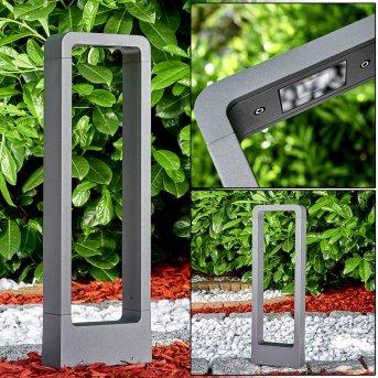 Pedestal light Watford LED anthracite, 1-light source