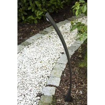 Trio SEINE outdoor floor lamp LED anthracite, 1-light source