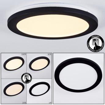 SIGUNA Ceiling Light LED black, 1-light source
