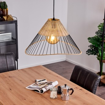 SHALO Pendant Light black, 1-light source