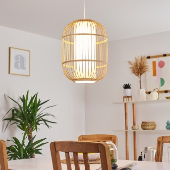 KONDOZ Pendant Light white, 1-light source