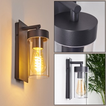 ABACO Wall Light anthracite, 1-light source