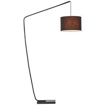 Brilliant DARIA arch lamp black, 1-light source