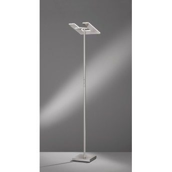 Fischer & Honsel  T-INLIA Floor Lamp LED matt nickel, 1-light source