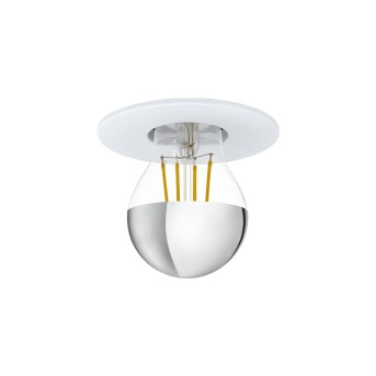 Eglo SALUZZO recessed light white, 1-light source