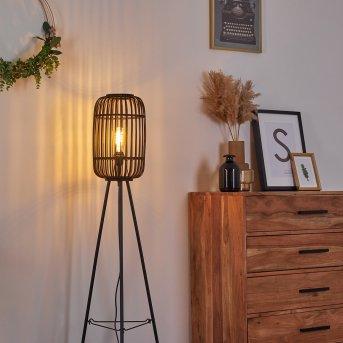 TEHERAN Floor Lamp black, 1-light source