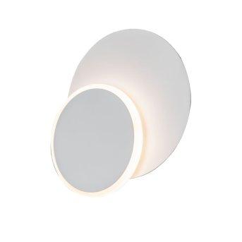 WOFI SUTTER Wall Light LED white, 1-light source