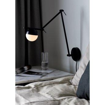 Nordlux CONTINA Wall Light black, 1-light source