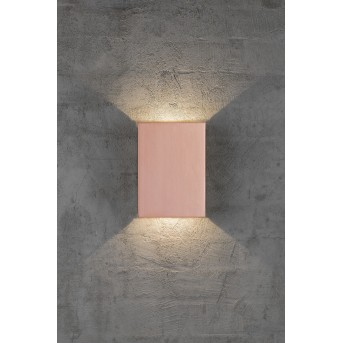 Nordlux FOLD Outdoor Wall Light LED copper, 2-light sources