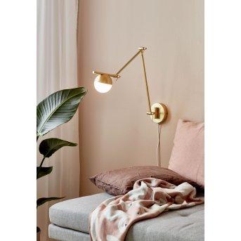 Nordlux CONTINA Wall Light brass, 1-light source