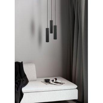 Nordlux TILO Pendant Light black, 3-light sources