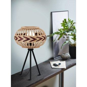 Eglo DONDARRION Table lamp black, 1-light source