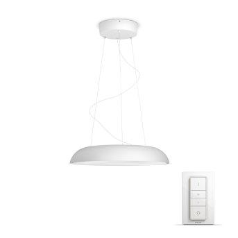 Philips HUE AMBIANCE WHITE AMAZE Pendant Light LED white, 1-light source, Remote control