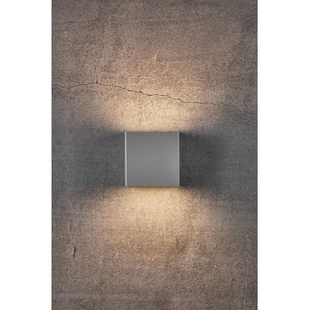 Nordlux TURN Outdoor Wall Light LED grey, 1-light source