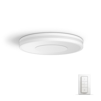 Philips HUE AMBIANCE WHITE BEING Ceiling Light LED white, 1-light source, Remote control
