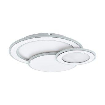Eglo MENTALURGIA Ceiling Light LED chrome, white, 1-light source