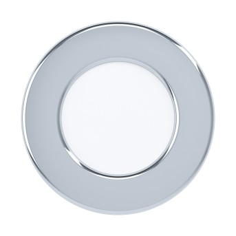 Eglo FUEVA recessed light LED chrome, 1-light source