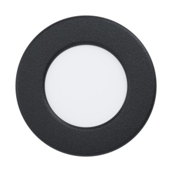 Eglo FUEVA recessed light LED black, 1-light source