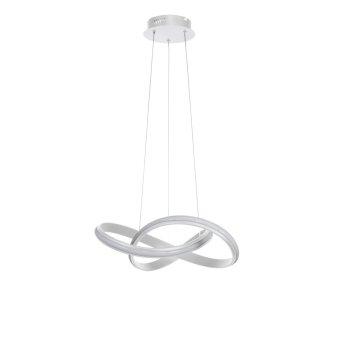 WOFI SALO Pendant Light LED white, 1-light source