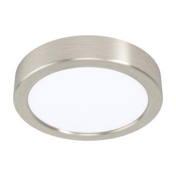 Eglo FUEVA recessed light LED matt nickel, 1-light source