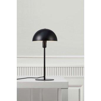 Nordlux ELLEN Table lamp black, 1-light source