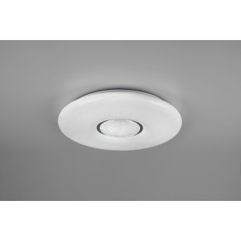 Reality LIA Ceiling Light LED white, 1-light source, Colour changer