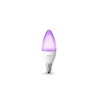 Philips HUE LED Ambiance White & Color E14 6 Watt 6500 Kelvin 470 Lumen