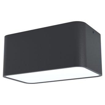 Eglo GRIMASOLA recessed light black, 2-light sources