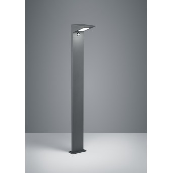 Trio NELSON path light LED anthracite, 1-light source, Motion sensor