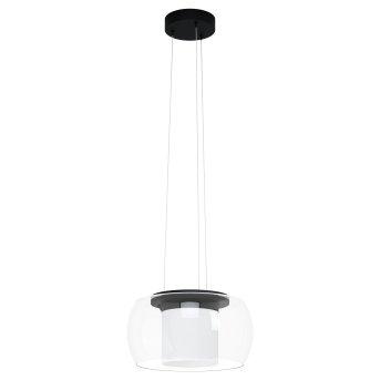 Eglo BRIAGLIA Pendant Light LED black, 1-light source, Colour changer