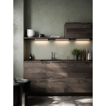 Nordlux BITY under cabinet light LED silver, 1-light source, Motion sensor